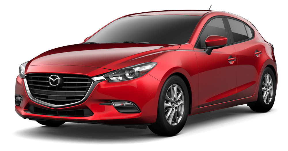 Mazda Certified Pre-Owned Parked