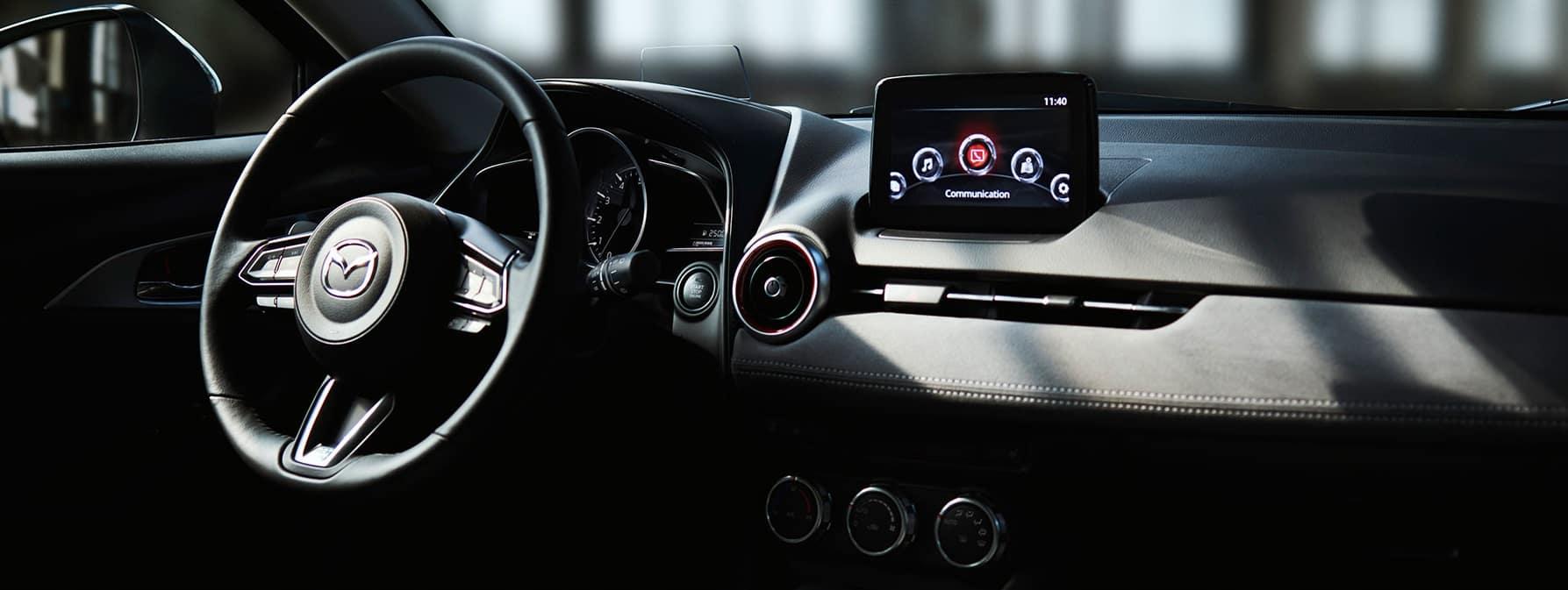 2019 Mazda CX-3 Interiors