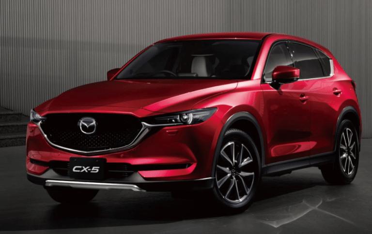 2020 Mazda CX-5 Irving
