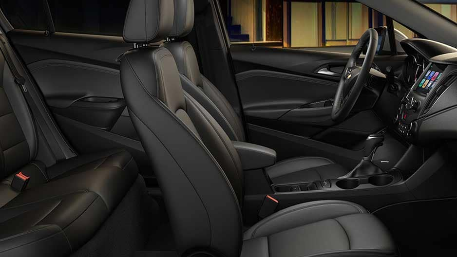 Interior Features of the New Chevrolet Cruze at Garber in Saginaw, MI
