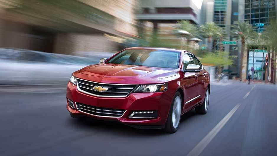 Performance Features of the New Chevrolet Impala at Garber in Saginaw, MI