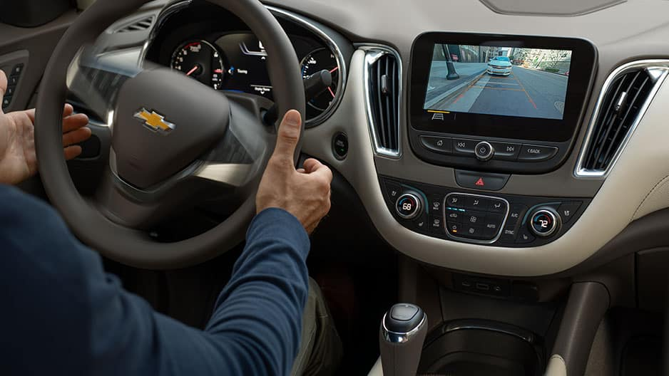Safety Features of the New Chevrolet Malibu at Garber in Saginaw, MI