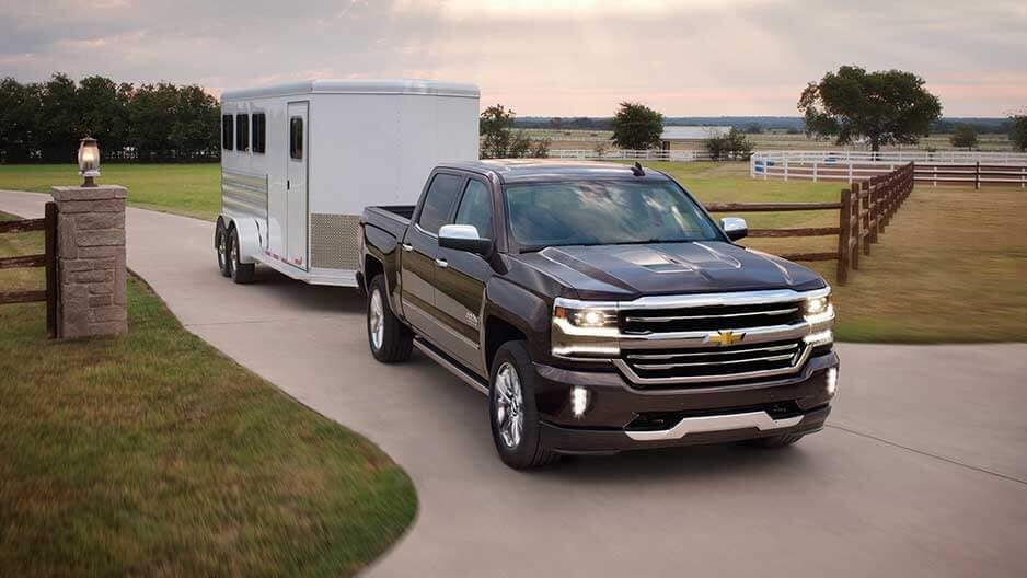 Performance Features of the New Chevrolet Silverado at Garber in Saginaw, MI