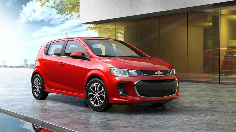 Performance Features of the New Chevrolet Sonic at Garber in Saginaw, MI