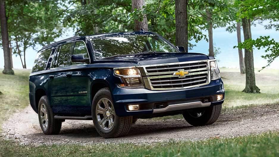 Performance Features of the New Chevrolet Suburban at Garber in Saginaw, MI