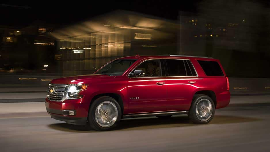 Performance Features of the New Chevrolet Tahoe at Garber in Saginaw, MI