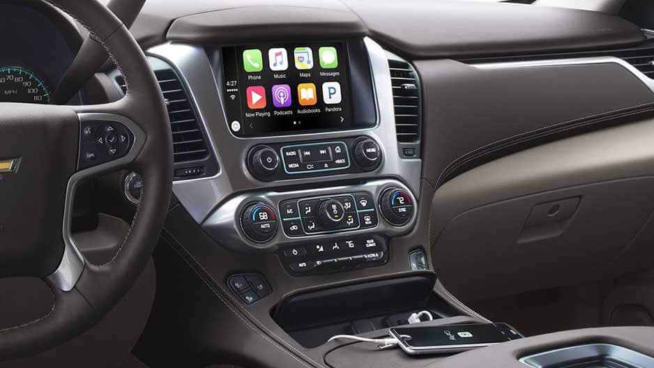 Technology Features of the New Chevrolet Tahoe at Garber in Saginaw, MI