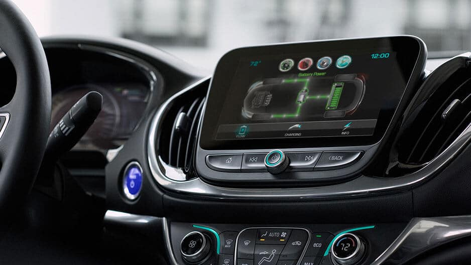 Technology Features of the New Chevrolet Volt at Garber in Saginaw, MI