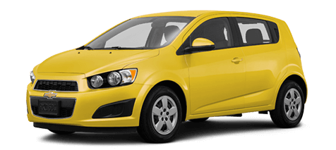 New Chevrolet Sonic For Sale in Saginaw, MI