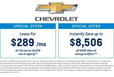 New Chevrolet Colorado® For Sale Midland | Garber Chevrolet
