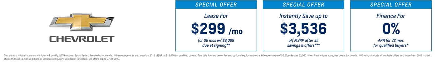New Chevrolet Spark® For Sale in Midland | Garber Chevrolet