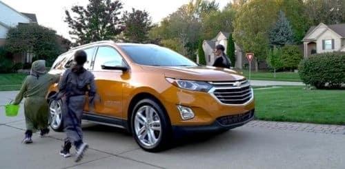 Chevrolet Halloween Safe Driving Tips