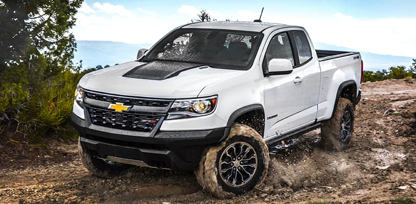 You Need To Test Drive The 2018 Chevy Colorado Zr2 Garber