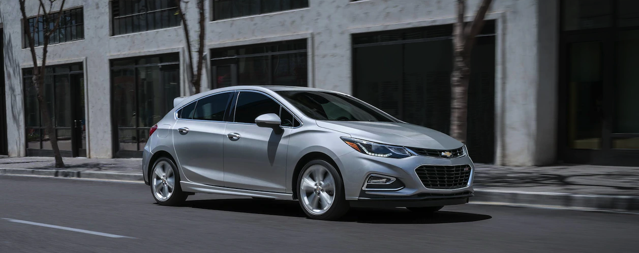 Enhance One Tank Road Trips With The 52 Mpg 2019 Chevy Cruze Diesel