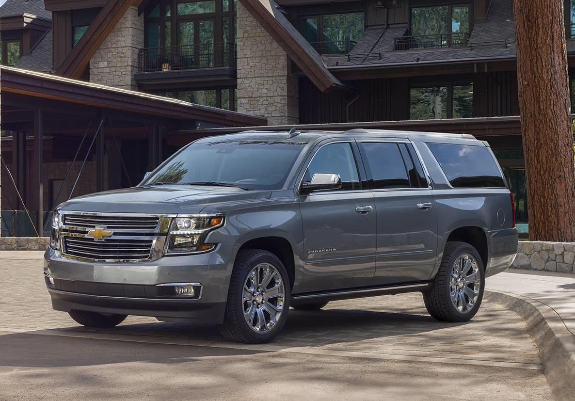 2019 Chevrolet Suburban Premier Plus Edition