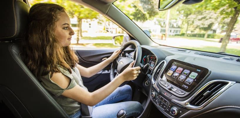 - Chevrolet Teen Details Saginaw Garber Driver Technology