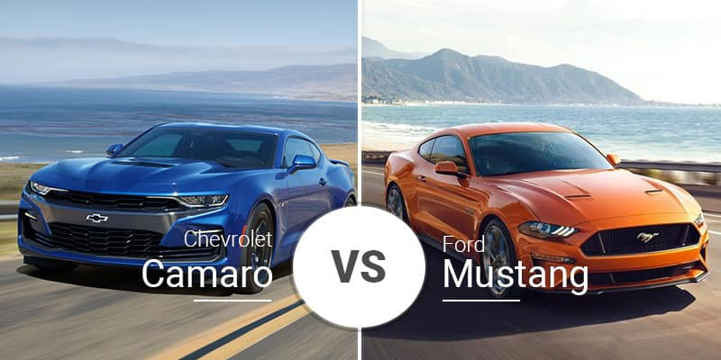 Chevy Camaro Vs Ford Mustang Ultimate Sports Coupe Showdown