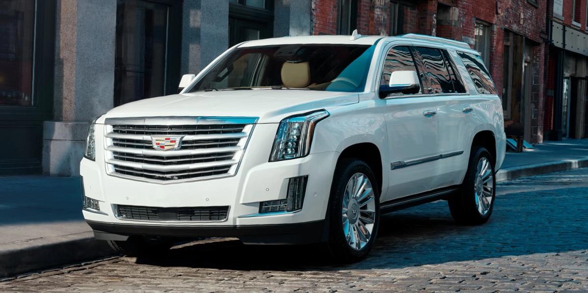 Chevy Suburban Vs  Cadillac Escalade: Full-Size SUV Comparison