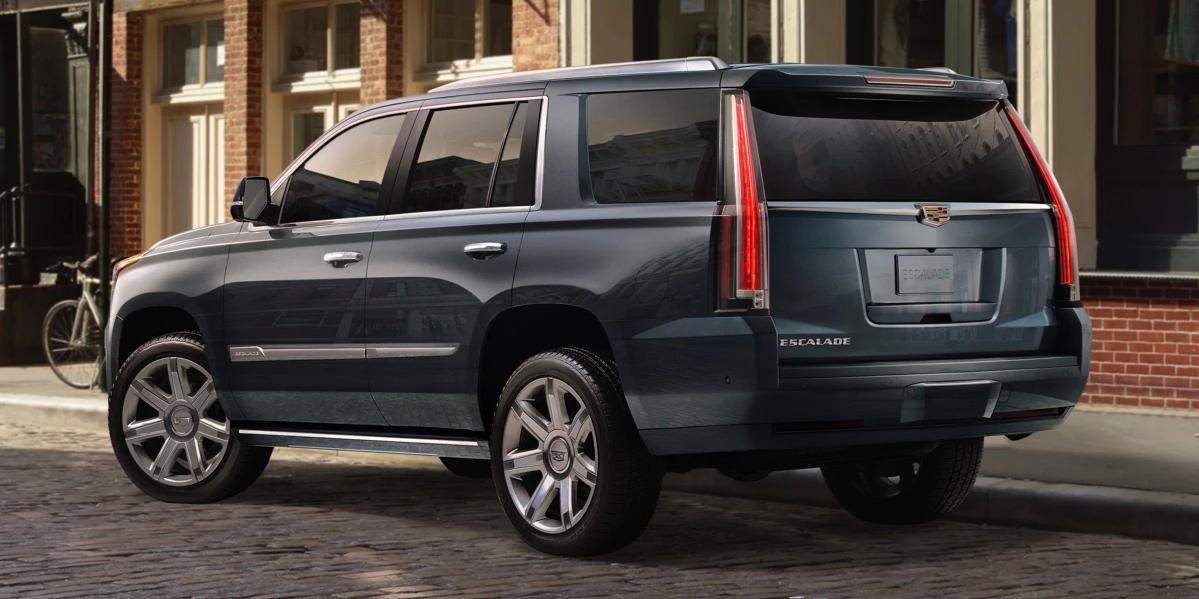 Chevy Suburban Vs. Cadillac Escalade: Full-Size SUV Comparison
