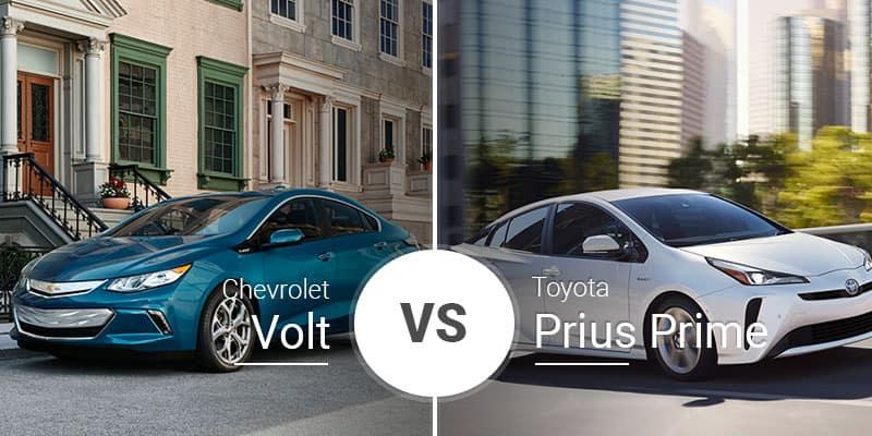 Chevy Volt Vs Toyota Prius Prime Plug In Hybrids Hit The Mark