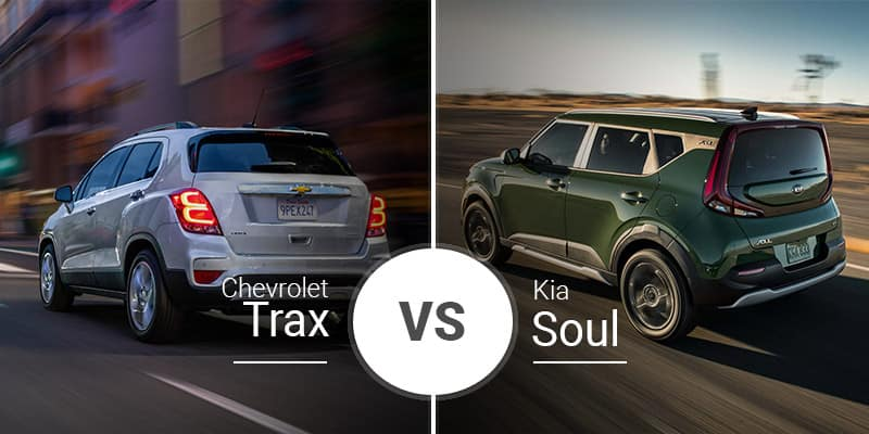 2019 Kia Soul: Coming Redesigned And Possibly With The All-wheel Drive >> Chevy Trax Vs Kia Soul