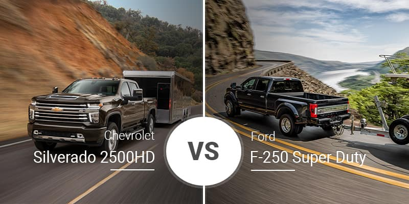Sensational Chevy Silverado 2500Hd Vs Ford F 250 Machost Co Dining Chair Design Ideas Machostcouk
