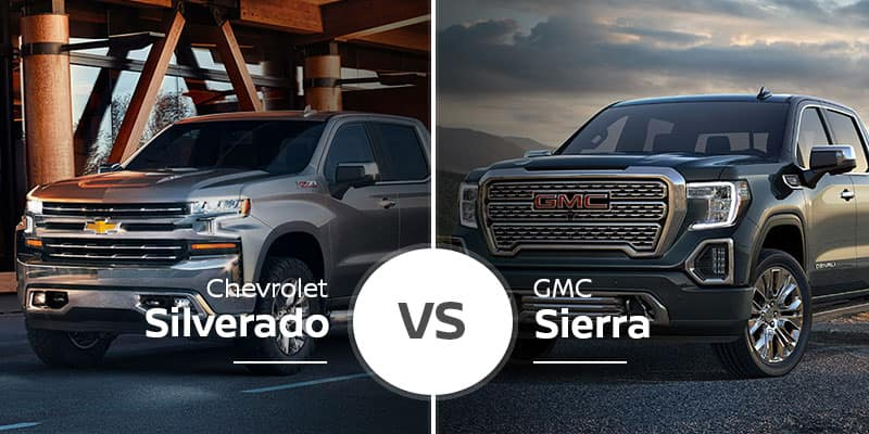 Gmc Vs Chevy >> Chevrolet Silverado 1500 Vs Gmc Sierra 1500 Garber