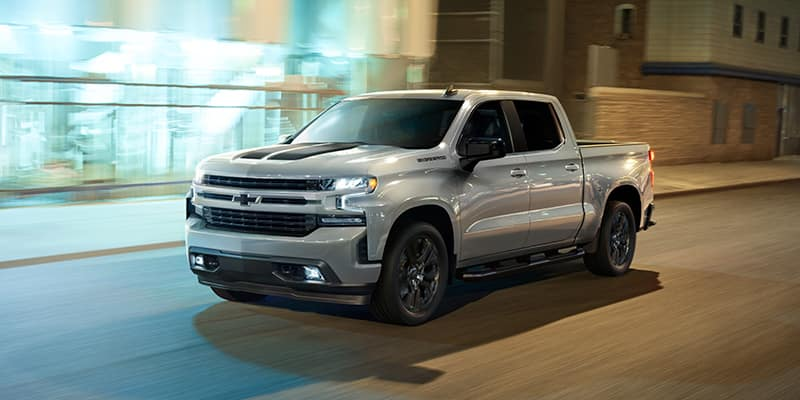 show off your street cred in the 2020 chevy silverado 1500 rally edition