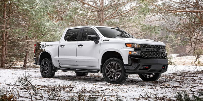 2021 chevy silverado lineup will gain a realtree edition