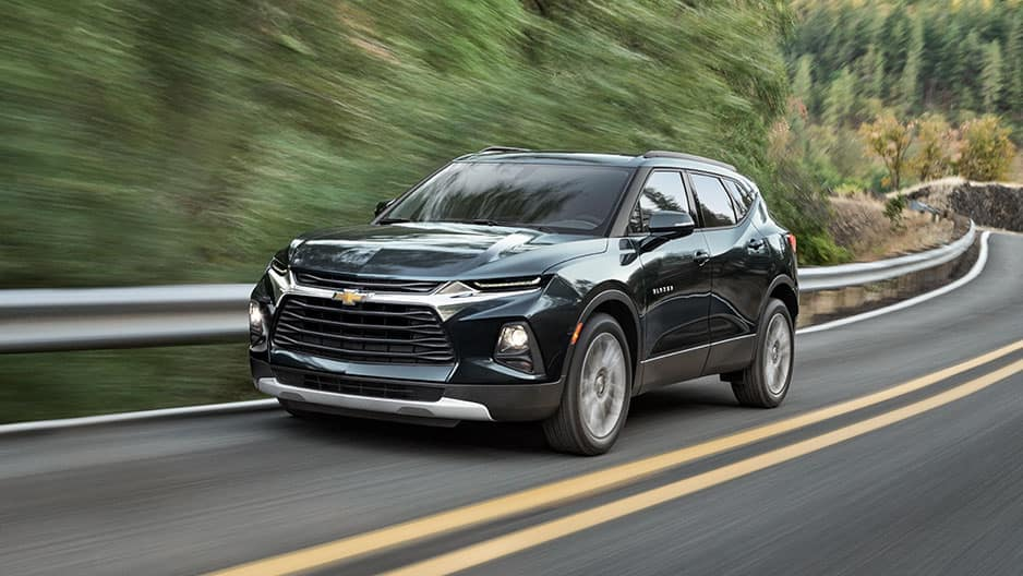 Performance Features of the New Chevrolet Blazer at Garber in Saginaw, MI