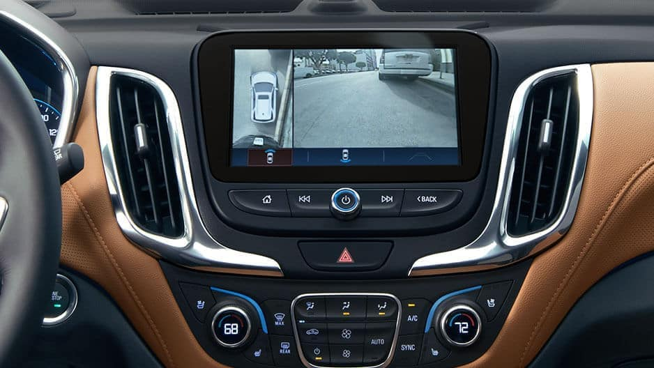 Safety Features of the New Chevrolet Equinox at Garber in Saginaw, MI