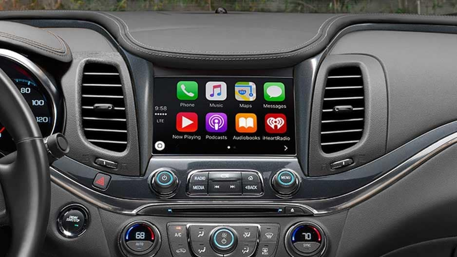 Technology Features of the New Chevrolet Impala at Garber in Saginaw, MI
