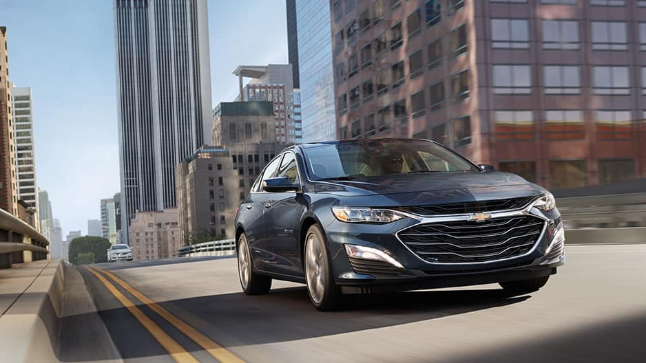 Performance Features of the New Chevrolet Malibu at Garber in Saginaw, MI