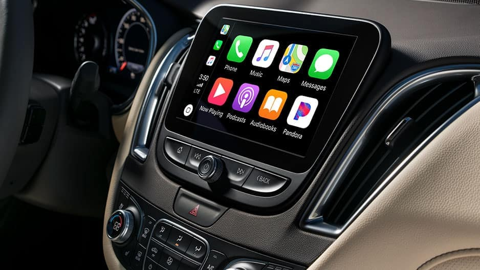 Technology Features of the New Chevrolet Malibu at Garber in Saginaw, MI