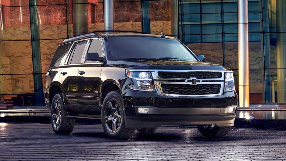 Exterior Features of the New Chevrolet Tahoe at Garber in Saginaw, MI