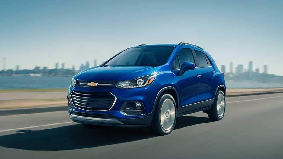 Performance Features of the New Chevrolet Trax at Garber in Saginaw, MI