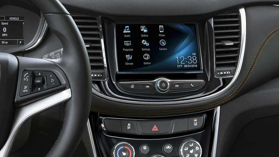 Technology Features of the New Chevrolet Trax at Garber in Saginaw, MI
