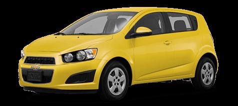 New Chevrolet Sonic For Sale in Saginaw, MI