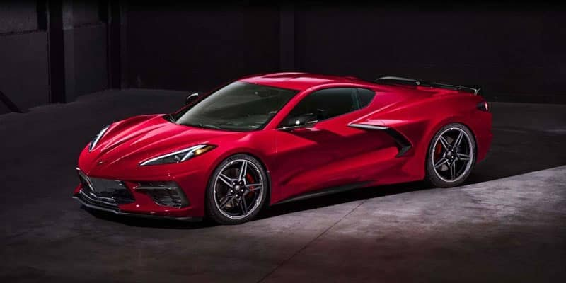 2020 Corvette Stingray Debuts With Mid-Engine Setup and Sub-$60K Price Tag