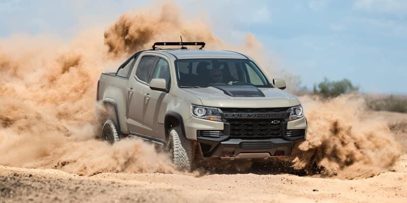 2021 Chevrolet Colorado Shows Off a New Look