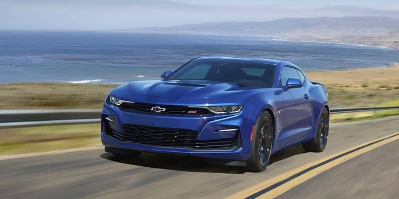 By Popular Demand, the 2020 Chevy Camaro Gets a Nosejob and Cheap Thrills