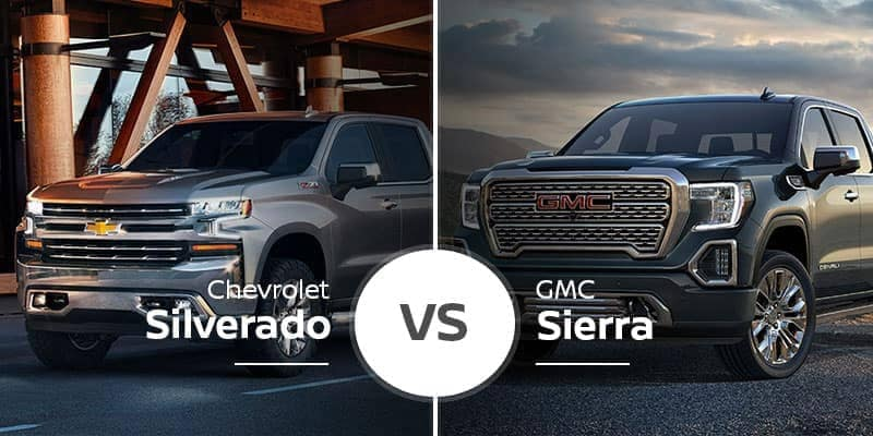 Chevrolet Silverado 1500 Vs Gmc Sierra 1500 Garber Chevrolet Saginaw
