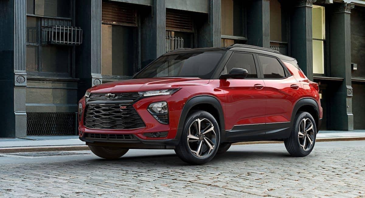 Chevy Further Enhances Crossover Lineup with 2021 Trailblazer