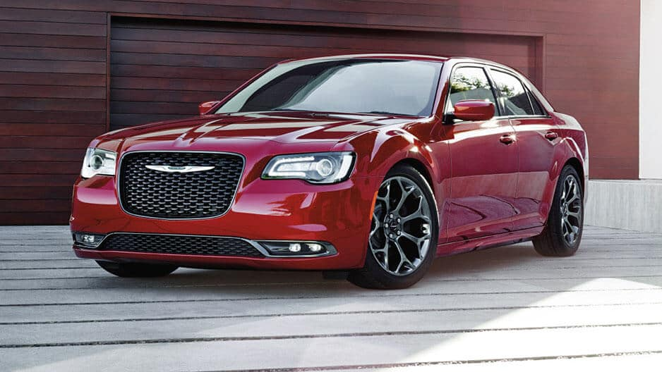 Exterior Features of the New Chrysler 300 at Garber in Orange-Park, FL