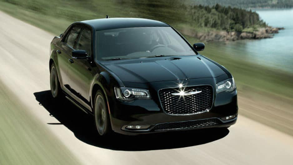 Performance Features of the New Chrysler 300 at Garber in Jacksonville, FL