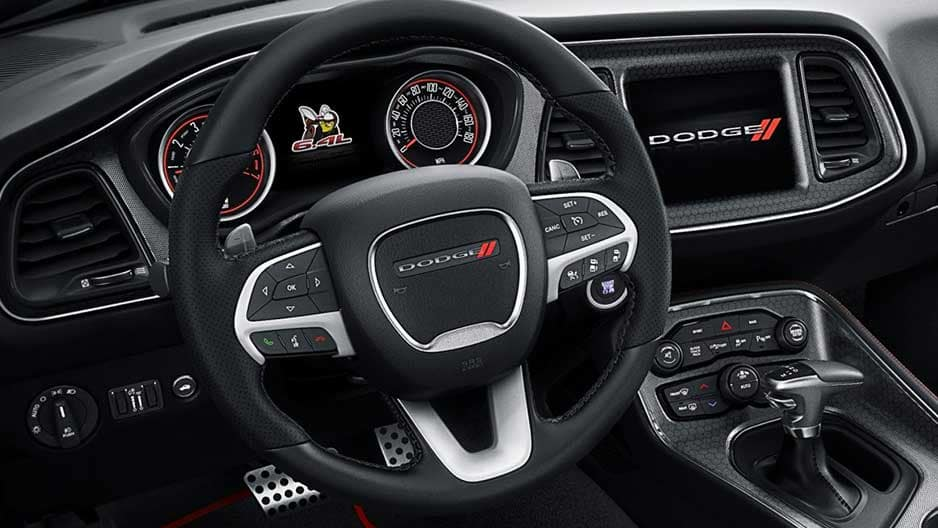 Technology Features of the New Dodge Challenger at Garber in Jacksonville, FL