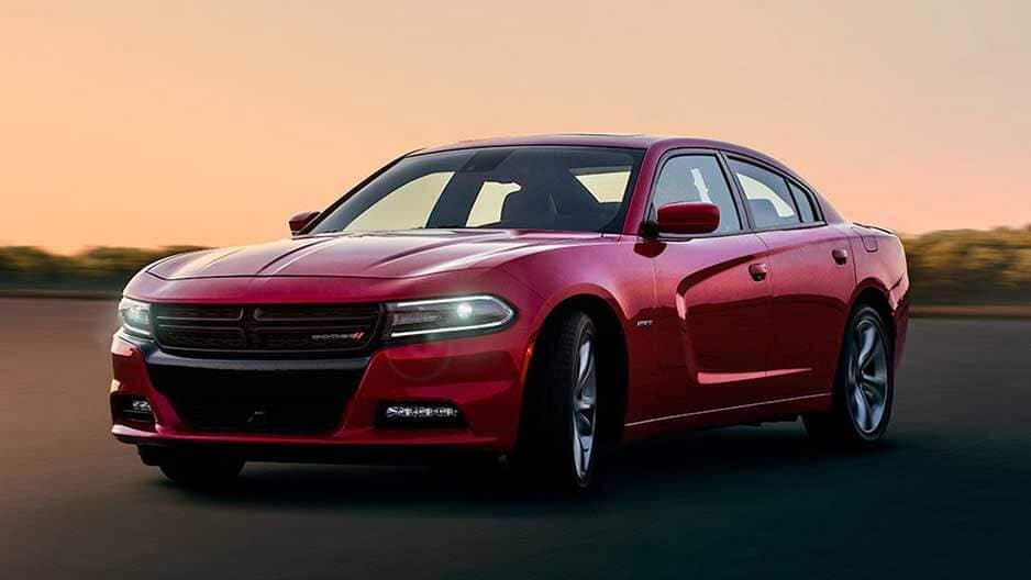Exterior Features of the New Dodge Charger at Garber in Orange-Park, FL