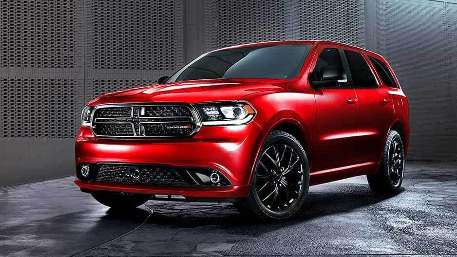 Exterior Features of the New Dodge Durango at Garber in Orange-Park, FL