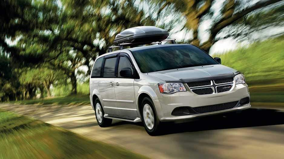 Performance Features of the New Dodge Grand Caravan at Garber in Jacksonville, FL