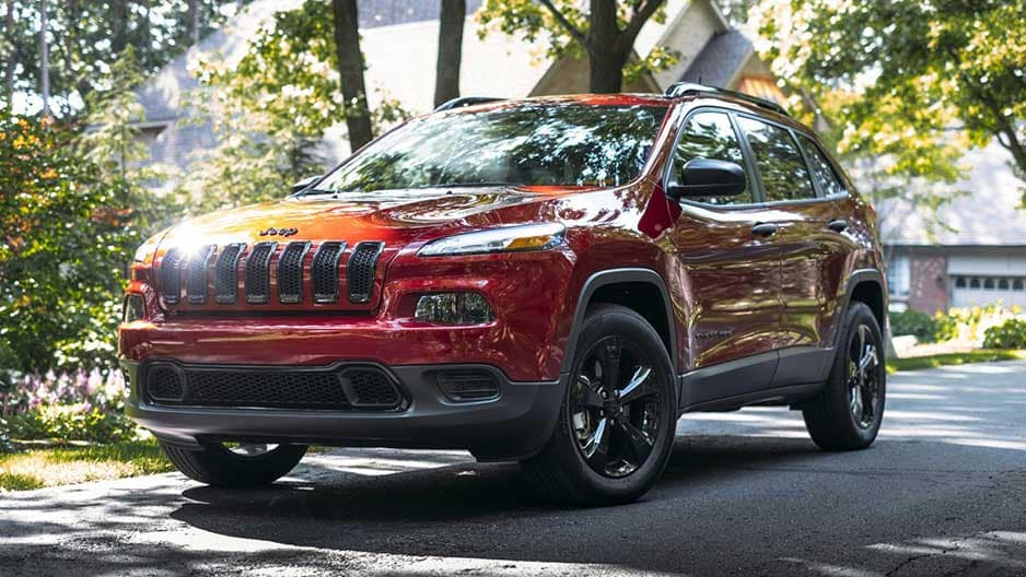 Exterior Features of the New Jeep Cherokee at Garber in Orange-Park, FL